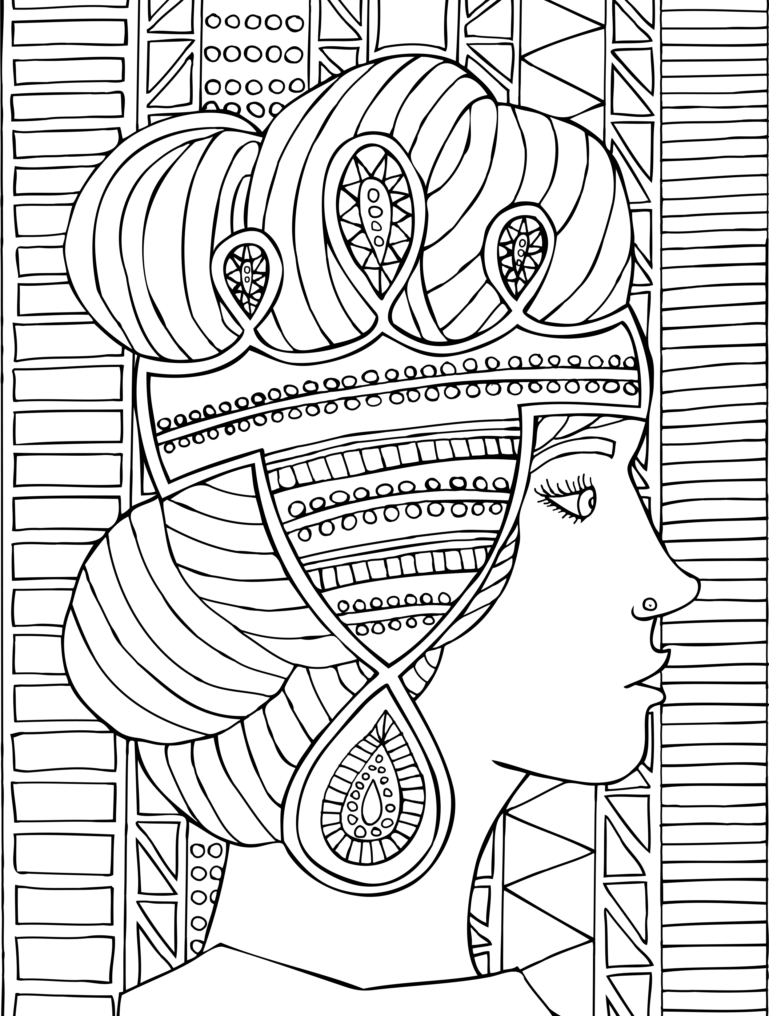 Inspirational Adult Coloring Pages | Tina Lensing Coaching