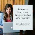 New Coaches Where To Start