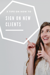How to Sign On New Clients- Start Online Coaching Business (3)