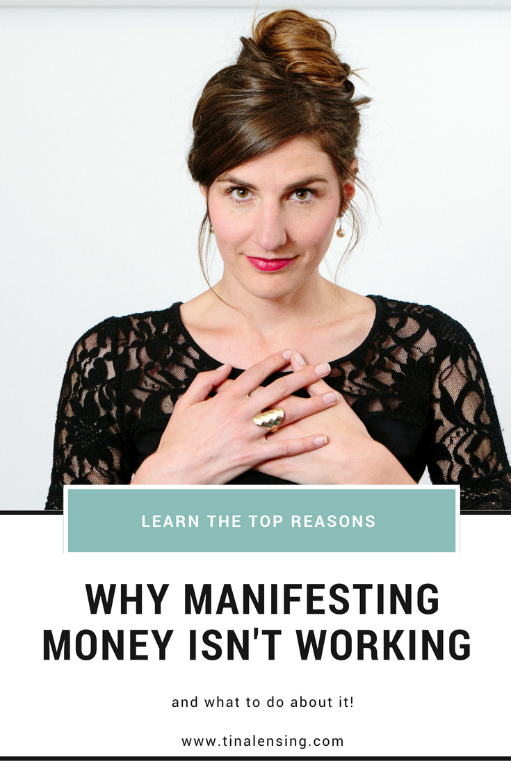 Why Manifesting Money Isn't Working!
