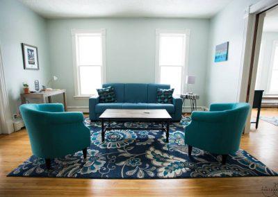Living Room Women's Retreat