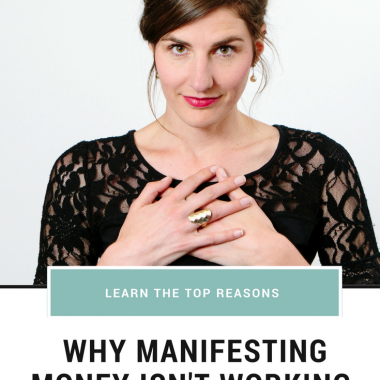 manifesting money tina lensing coaching